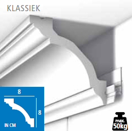Deco-rail klassiek